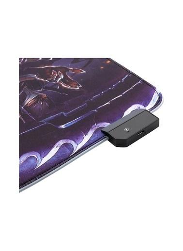 MF Product MF Product Strike 0296 Işıklı Gaming Mouse Pad Renkli